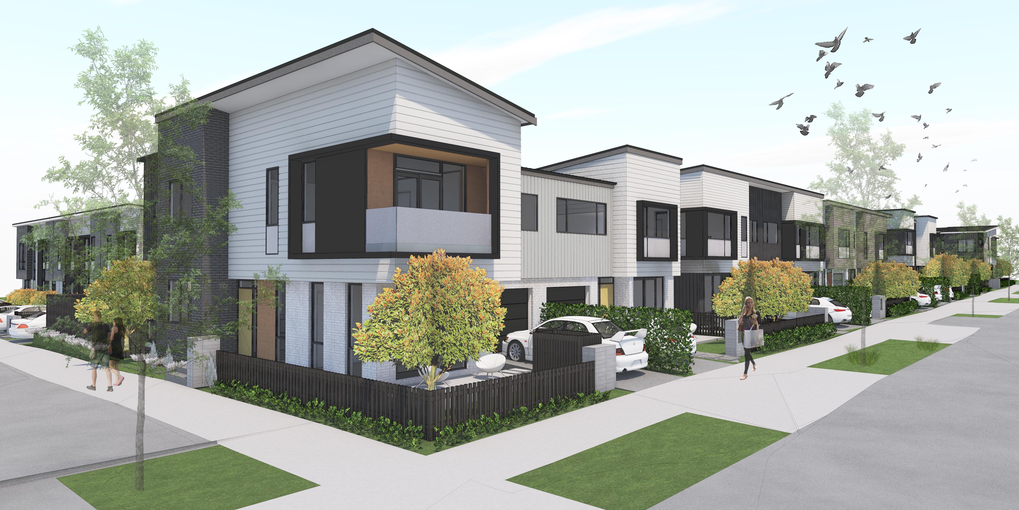 Hobsonville BB04 Residential Development