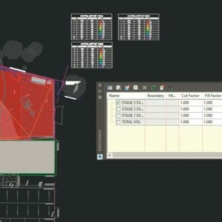 3D modelling with Autodesk Civil 3D – Residential subdivisions