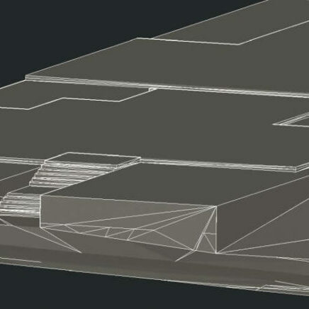 3D modelling with Autodesk Civil 3D Earthworks Modelling – Commercial Developments