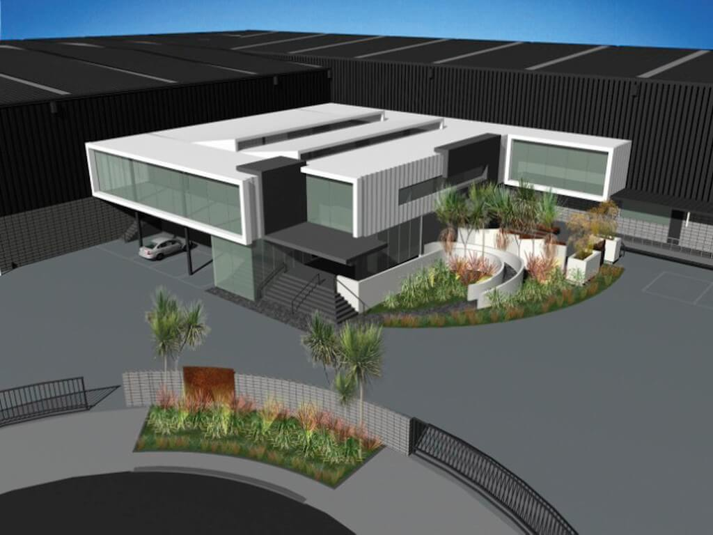 Workshop and Offices in Brick Road, Henderson
